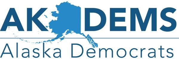 Alaska Democratic Party Logo