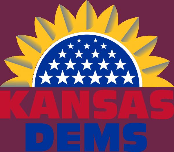 Kansas Democratic Party  Logo