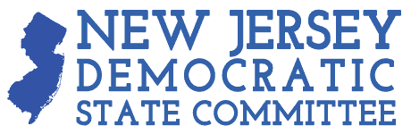 New Jersey Democratic State Committee  Logo