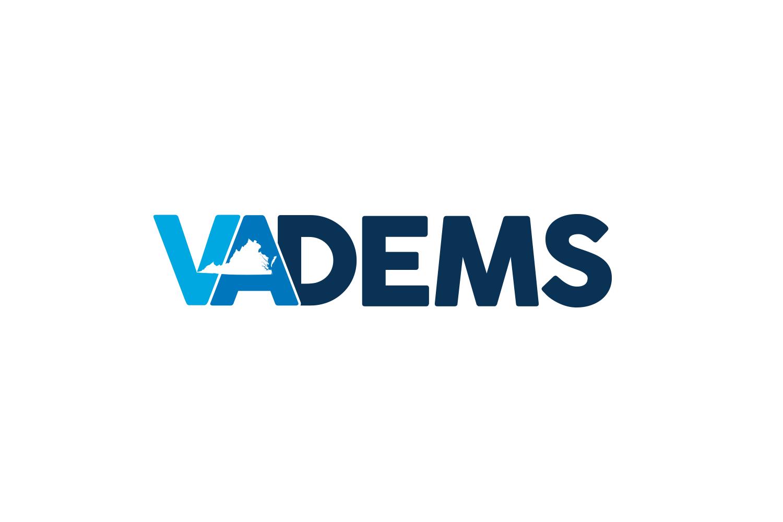 Virginia Democratic Party  Logo