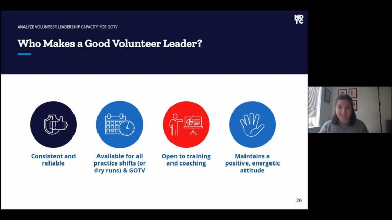 Why Volunteers Are Important For GOTV image