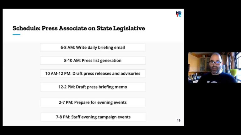 How To Choose A Career In Campaign Communications image