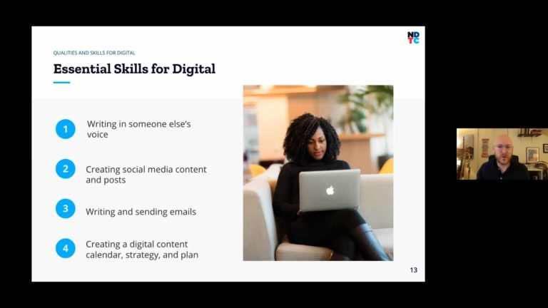 How To Choose A Career In Campaign Digital image