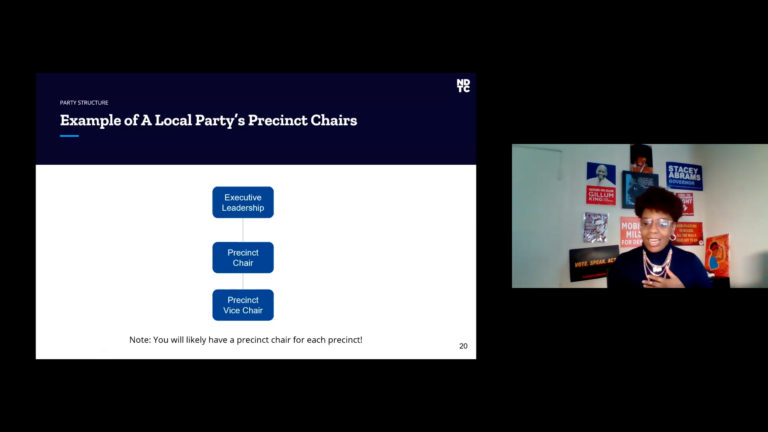 Setting Up Your Local Democratic Party Structure image