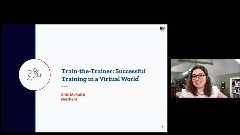 Successful Training in a Virtual World image