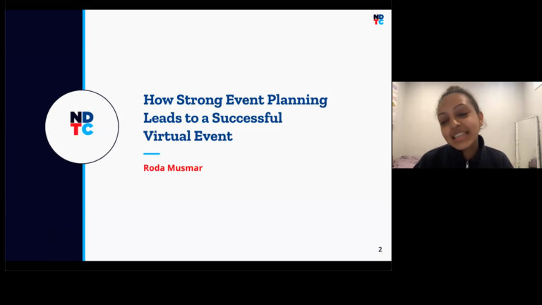 How Strong Event Planning Leads to a Successful Virtual Event image