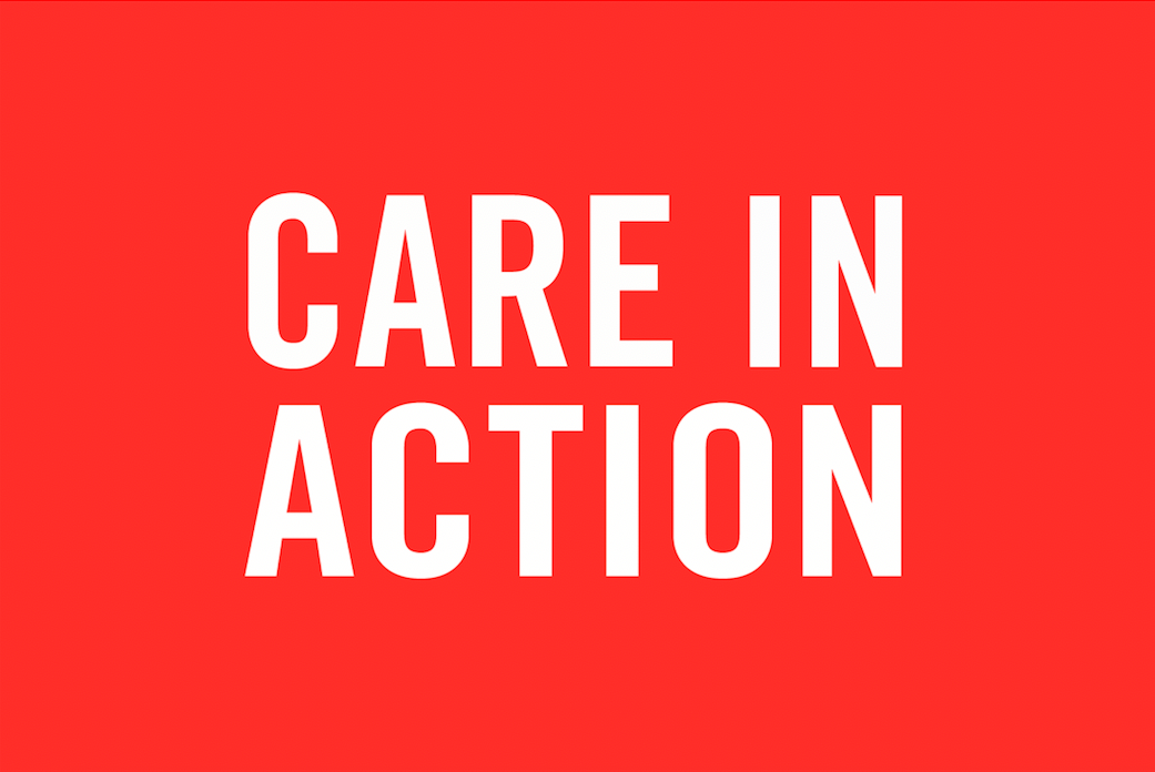 Care In Action Logo