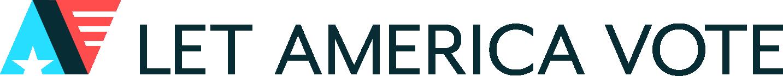 Let America Vote Logo